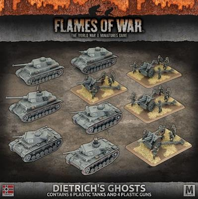 Dietrich's Ghosts Army Deal