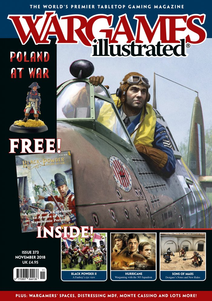 Wargames Illustrated 373