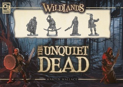 The Unquiet Dead: Wildlands -  Osprey Publishing