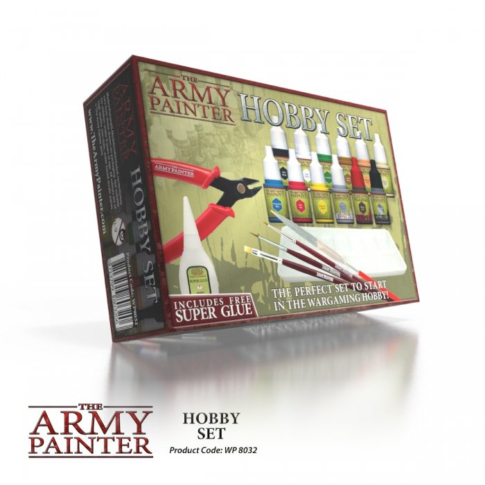 Hobby Set -  Army Painter