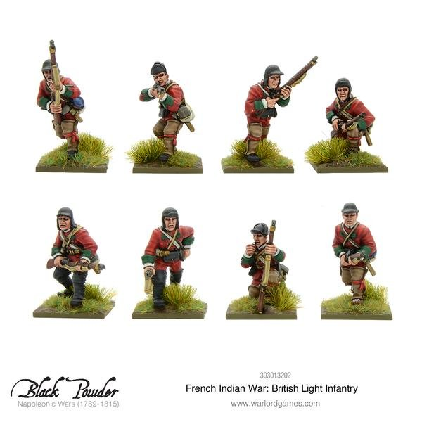 FIW: British Light Infantry