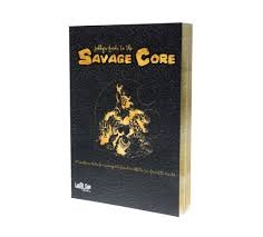 Savage Core Rule Book