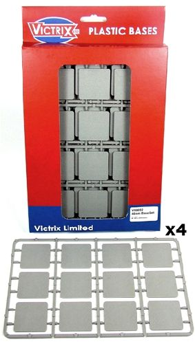 Victrix Plastic Bases Set 2