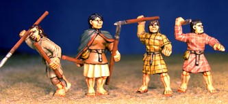 Scots Doer-Chele – Javelins (Levy)