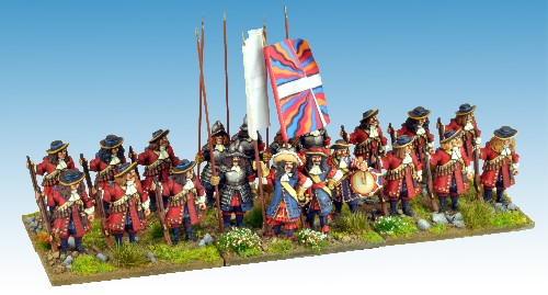 Swiss 1672 Regiment