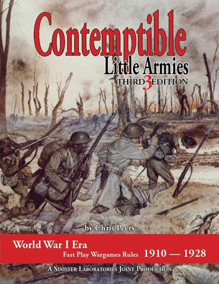 Contemptible Little Armies (WW1 era)