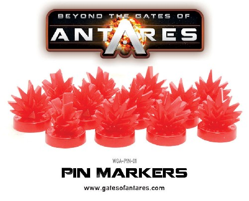 Pin Markers