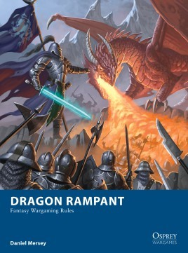 Dragon Rampant -  Osprey Publishing
