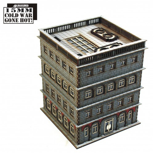 15mm Tenement Block 3