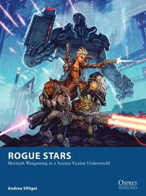 Photo of Rogue Stars - with free Rogue figure (BP1551)