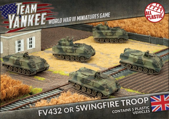 FV432 or Swingfire Platoon