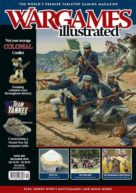 Wargames Illustrated 350