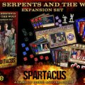 Photo of Spartacus: The Serpents and The Wolf (SPAR002)