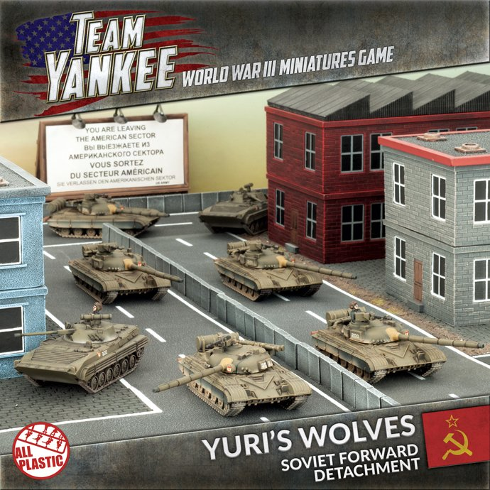 Yuri's Wolves Army Deal