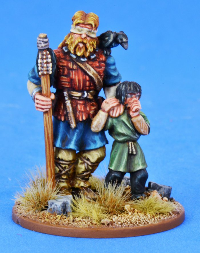 SAGA Pagan Priest 4 - The Blind Seer & His Boy