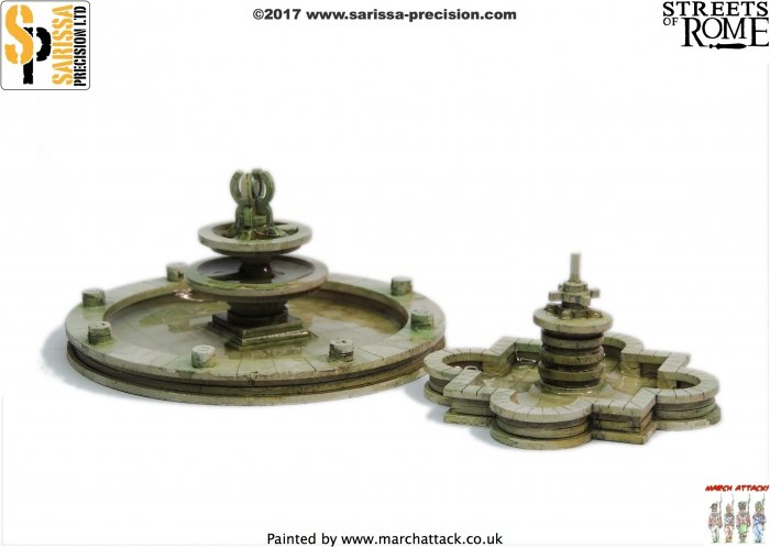 Fountain Set (2)
