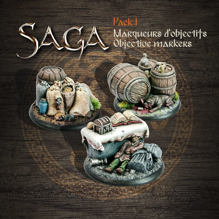Saga Objective Markers pack1