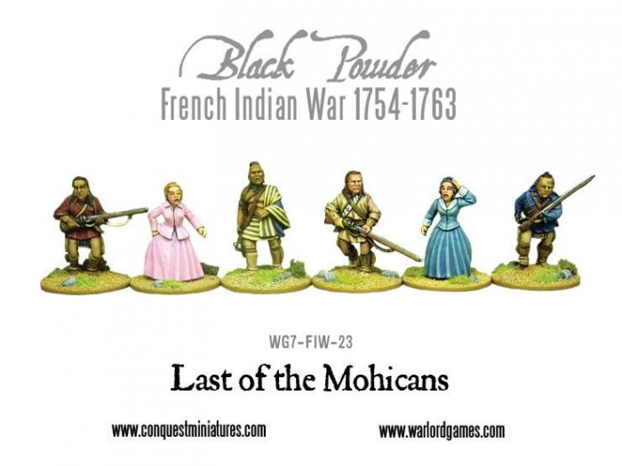 FIW: Last of the Mohicans