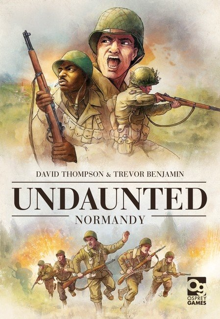 Undaunted: Normandy (T.O.S.) -  Osprey Publishing