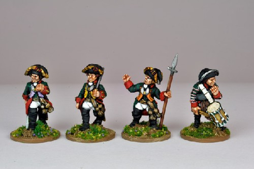 Russian Musketeer Command