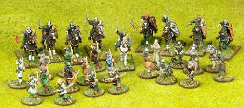Starter Army - Norman