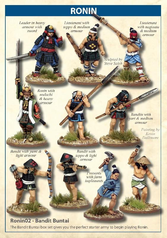 Figurines pour le jeu Ronin  Img5451