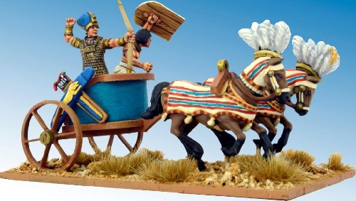 Pharaoh in Chariot