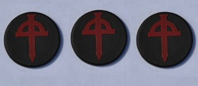 Dark Legion Objective Markers