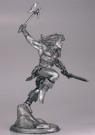 Dual Wield Male Barbarian