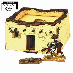 SAGA: Arab Rural Dwelling 1
