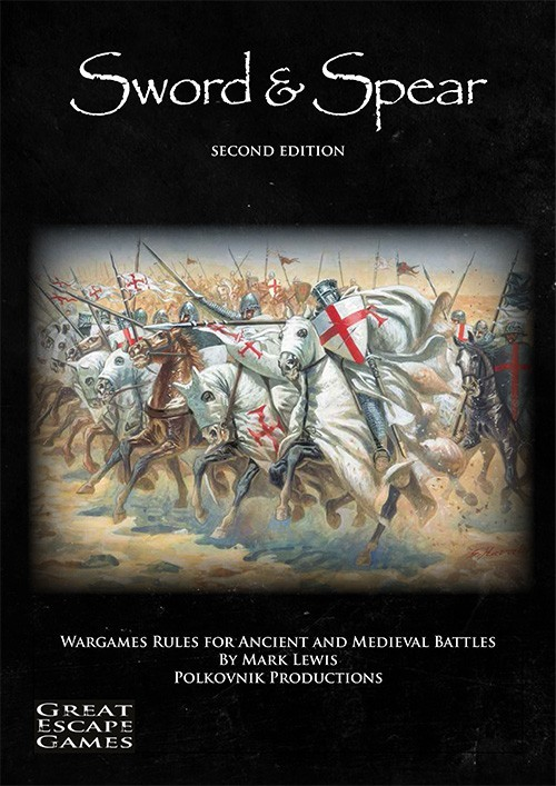 Sword and Spear 2nd Edition Rules -  Polkovnik Productions