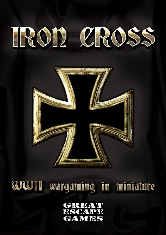 Iron Cross -  Great Escape Games