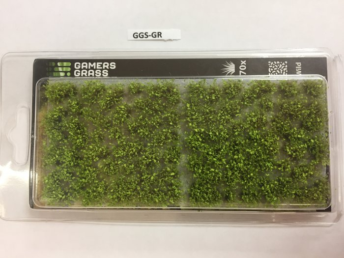 Gamer's Grass Green Shrub