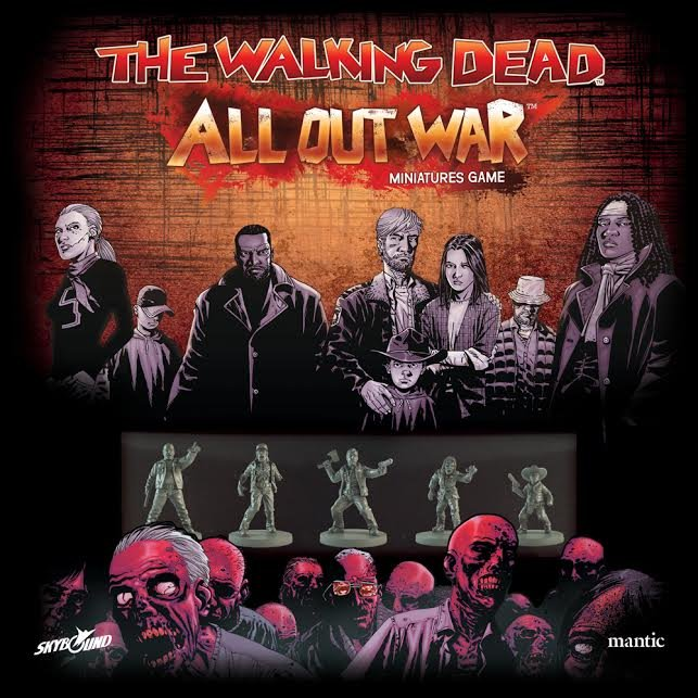 The Walking Dead - Box Game