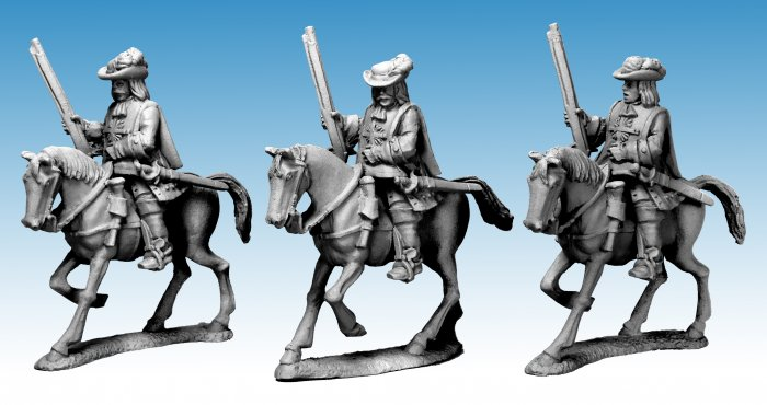 King's Musketeers (Mounted)