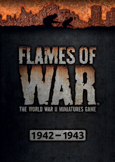 Flames of War Rulebook 4th Edition
