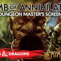 Photo of DM Screen: Tomb of Annihilation (D&D-73708)