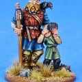 Photo of SAGA Pagan Priest 4 - The Blind Seer & His Boy (SPR11)
