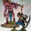Photo of Snake-man Savage & Hunter (FGA310)