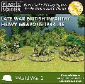 Photo of 15mm Late War British heavy weapons (WW2015010)