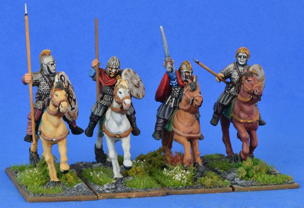 Briton Commanipulares (Hearthguard) Mounted
