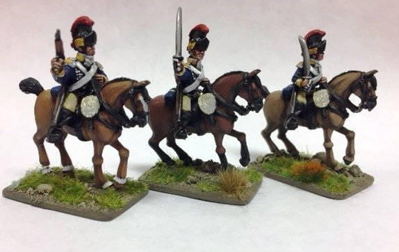 British Light Dragoons, tropical helmet