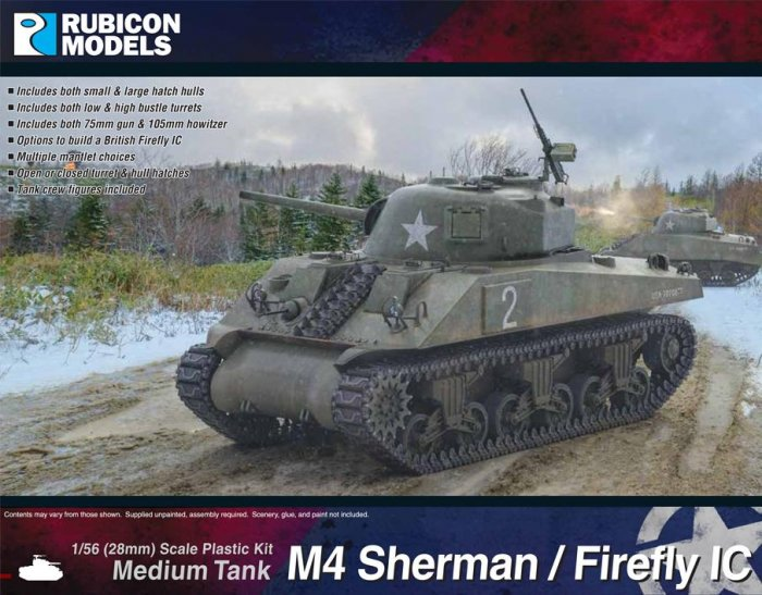 M4 Sherman/Firefly IC