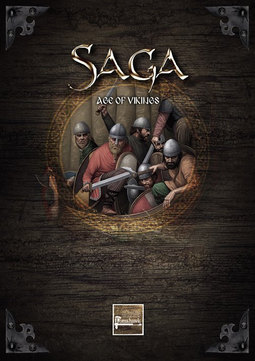 SAGA Age of Vikings -  Studio Tomahawk