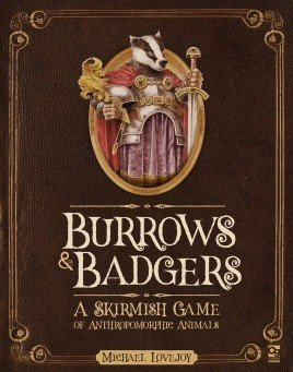Burrows and Badgers -  Osprey Publishing