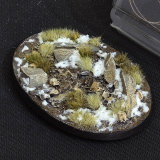 Winter Bases Oval 105mm (x1)