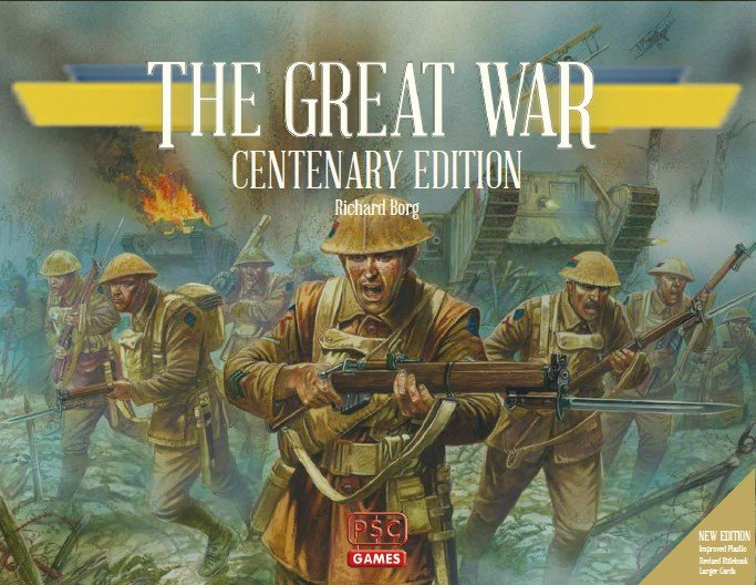Commands and Colours The Great War - Centenery Edition