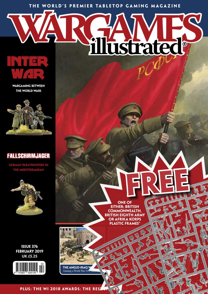 Wargames Illustrated 376 - Wargames Illustrated