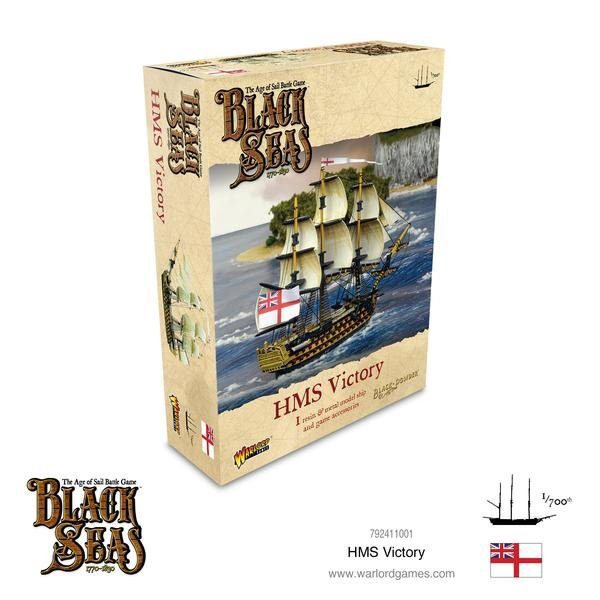 HMS Victory -  Warlord Games
