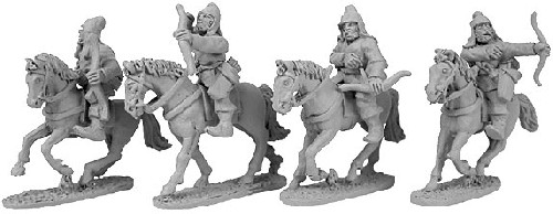Thracian Getic Horse Archers